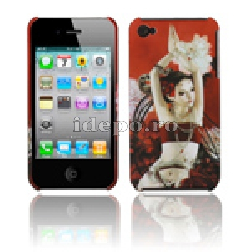 Husa iPhone 4,4S <br> Sensual <br>Accesorii iPhone 4S
