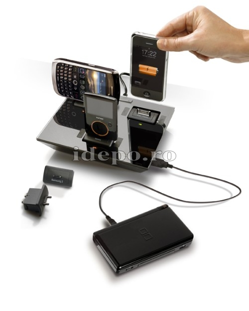 Incarcator universal<br> iDapt i4 <br> Compatibil cu 4500 dispozitive