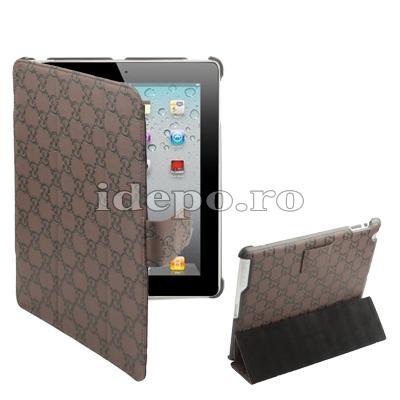 Husa iPad 2 <br> Gucci Style <br> Functie hybernare