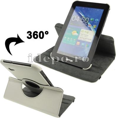 Husa Samsung Galaxy Tab 7.0 Plus P6200  <br> Sun Executive Piele