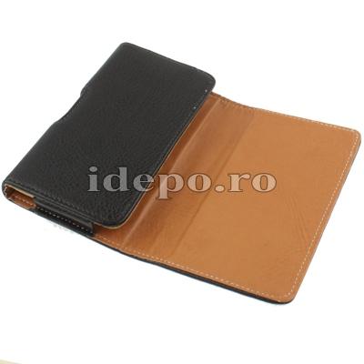 Husa Samsung Galaxy  Note 2 N7100, N7110 <br> Sun Office Piele