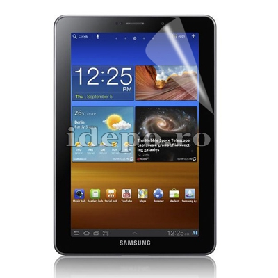 Folie ecran Samsung Galaxy Tab 7.0 Plus  P 6200 <br>Sun Japan Professional