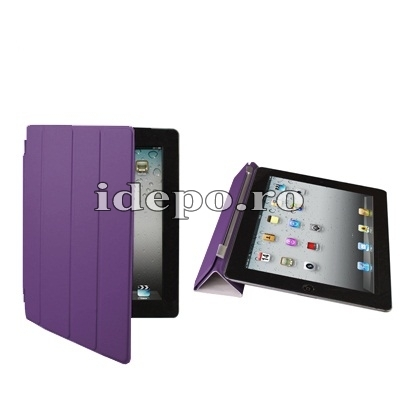 Husa iPad 4, iPad 3 Apple Smart Cover  Accesorii iPad 4