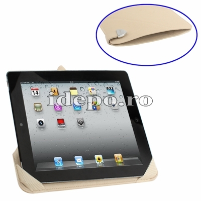Husa iPad 4, iPad 3<br> Rovere Exclusive Light <br>  Functie de livrare