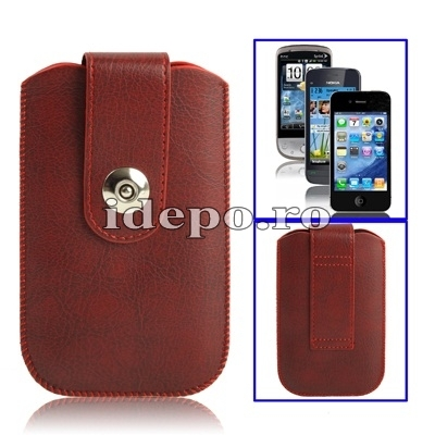 Toc iPod Touch <br>Sun Gents Leather<br>Accesorii iPod