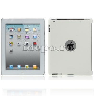 Husa iPad 2 <br> SGP Ultra Thin White <br> Hand made