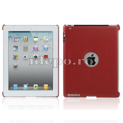 Husa iPad 2 <br> SGP Ultra Thin Red <br> Hand made