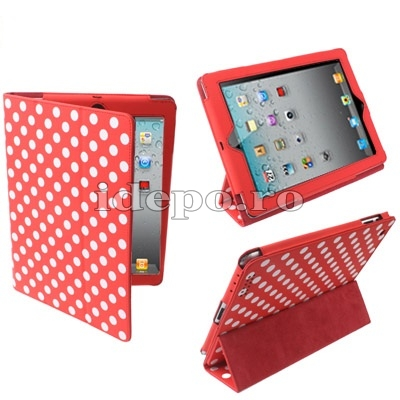 Husa iPad 2  <br> Kate Spade Red<br>Accesorii iPad