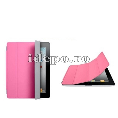 Husa iPad 9.7 INCH <br> IPAD 2 - PINK <BR> Sleep/Wake-Up Cover