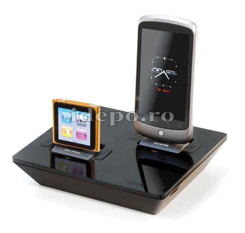 Incarcator universal <br> iDapt i2+ <br> Compatibil cu 4500 dispozitive