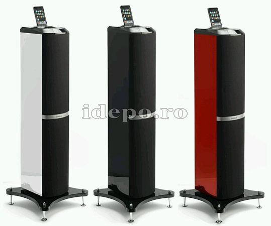 Lenco <br> iPod Sound Tower <br> Sistem audio iPod