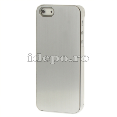 Husa iPhone 5, 5S <br> Sun Metal Cover<br>Accesorii iPhone 5S, 5
