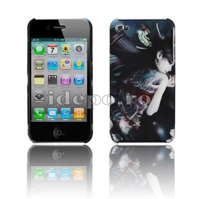 Husa iPhone 4S, 4 <br> Senza<br> Accesorii iPhone 4S
