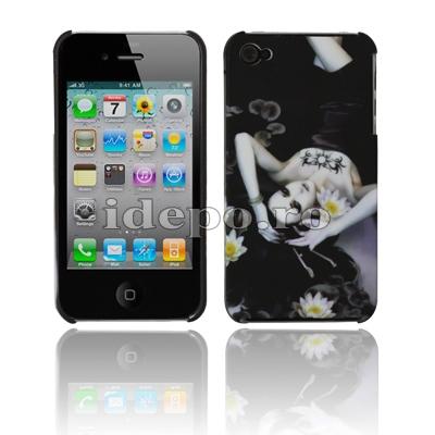 Husa iPhone 4, 4S <br> Orient<br> Accesorii iPhone 4S