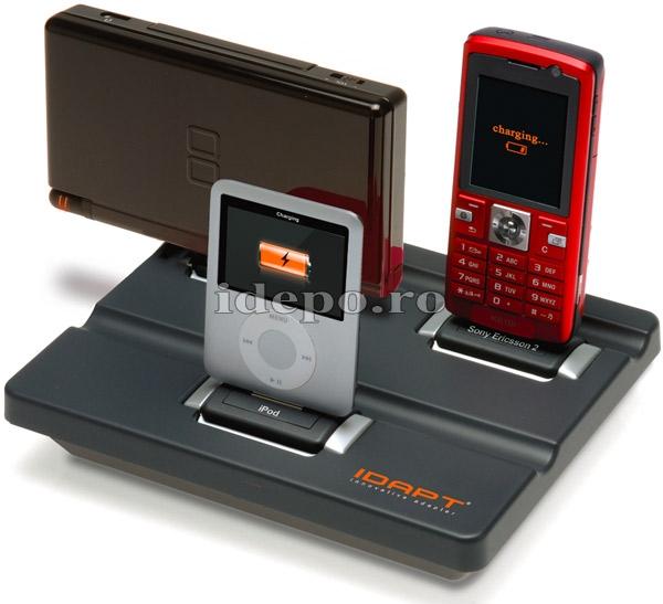 Incarcator universal<br> iDapt i3 <br> Compatibil cu 4500 dispozitive