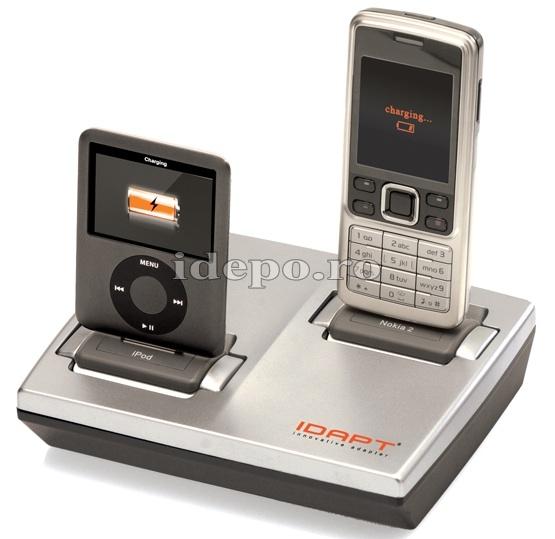 Incarcator universal <br> iDapt i2 <br> Compatibil cu 4500 dispozitive