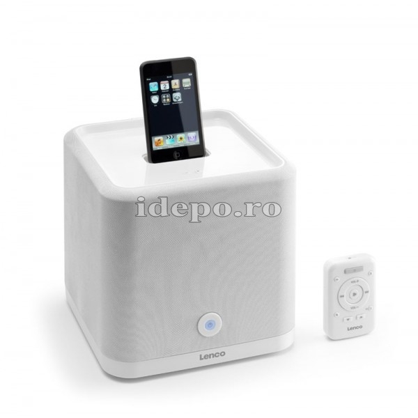 Lenco iPD-4300<br> Docking&Sound<br> Sistem audio iPhone, iPod