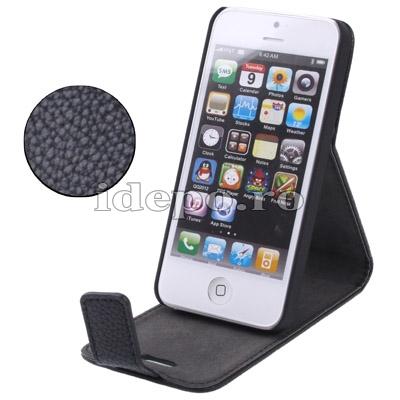 Husa iPhone 5S, 5 <br> Sun Infinity Black<br> Huse iPhone 5S, 5