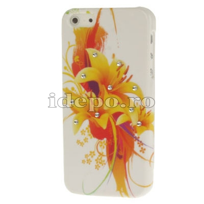 Husa iPhone 5S, 5 <br> Sun Fall <br> Accesorii iPhone 5