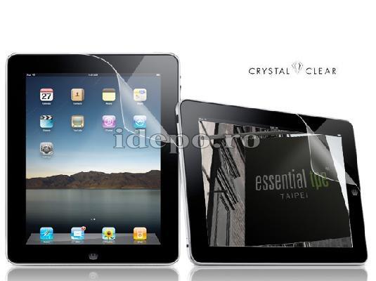 Folie protectie ecran iPad<br> Sun Crystal Clear <br> Lichidare stoc