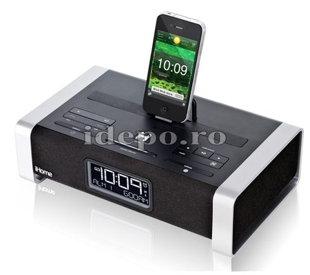 iHome iA100 Bluetooth Professional Studio iPhone, iPod, iPad