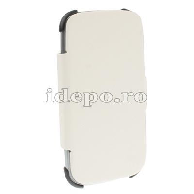 Husa Galaxy S3 I9300<br>Sun Exclusive White<br> Accesorii Galaxy S3