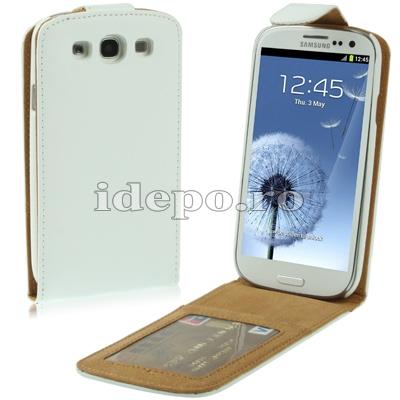 Husa Samsung Galaxy S3 I9300<br>Sun Summum White<br> Accesorii Samsung Galaxy S3