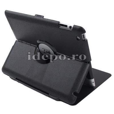 Husa  iPad 2 - 9.7 INCH <br> T-SHOCK - Black <br> Accesorii iPad