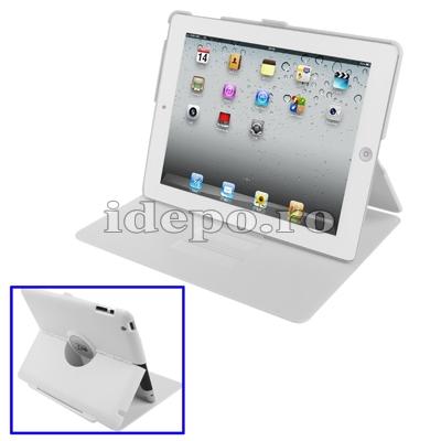 Husa  iPad 2 - 9.7 INCH <br> T-SHOCK - White <br> Accesorii iPad