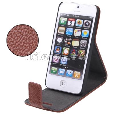 Husa iPhone 5, 5S <br> Sun Infinity Brown<br> Huse iPhone 5S, 5