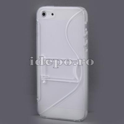 Husa iPhone 5S, 5 <br>  Sun iStand<br> Accesorii iPhone 5, 5S