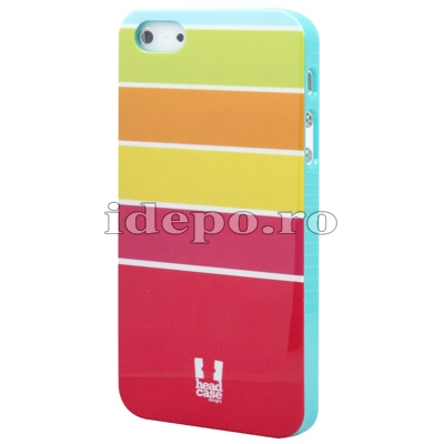 Husa iPhone 5S, 5 <br>  Head<br> Accesorii iPhone 5