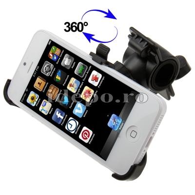 Suport bicicleta iPhone 5 <br> Sun Secure BX <br> Accesorii iPhone 5