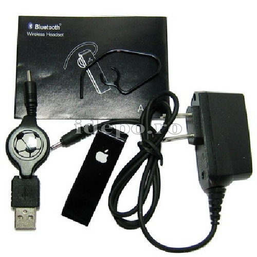 Hands-Free Bluetooth iPhone <br>Accesorii iPhone 3G/GS/4
