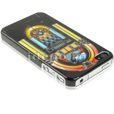 Husa iPhone 4,4S  Rock Star Accesorii iPhone 4S