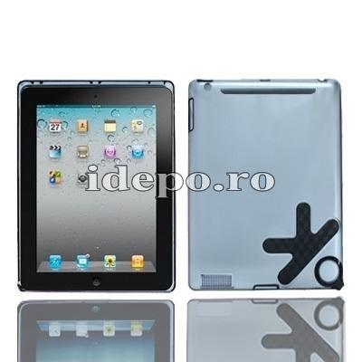 Husa iPad 2<br> R-Design Black <br>  Accesorii iPad