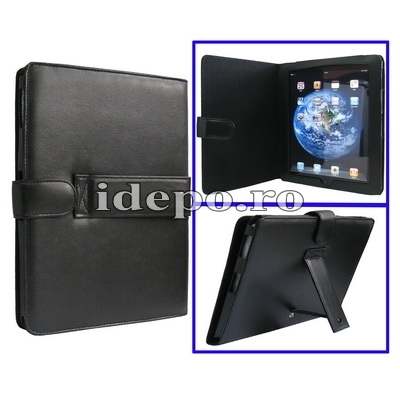 Husa iPad 4, iPad 3 <br> Husa iPad Air - 9.7 INCH <BR> Sun Panorama Leather