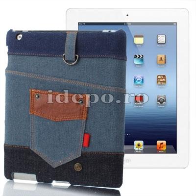 Husa iPad 4, iPad 3 <br>  Sun Jeans <br> Accesorii iPad