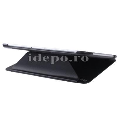 Husa Galaxy Note 10.1 <BR> N8000, N8010 <br> Sun Ultra Slim - Black