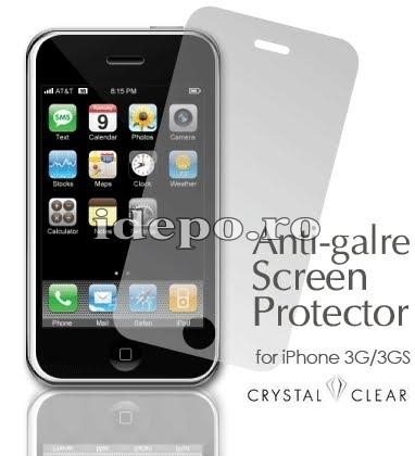 Folie protectie ecran iPhone <br> Sun Anti Reflex
