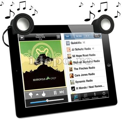 Boxe stereo universale pentru tablete