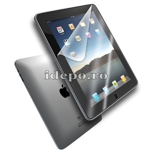 Folie protectie ecran iPad 4, noul iPad <br> Sun Japan Professional