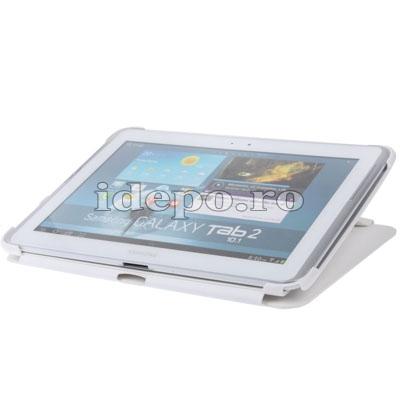 Husa Galaxy Note 10.1 <BR> N8000, N8010 <br> Sun Ultra Slim - White