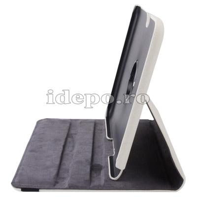 Husa Samsung Galaxy Note 2 N8000, N8010 <br>  Sun R360 White