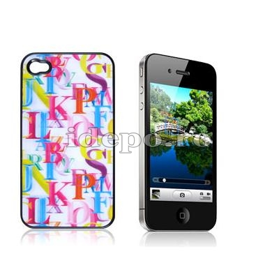 Husa iPhone 4, 4S <br> Jopps 3D <br> Accesorii iPhone