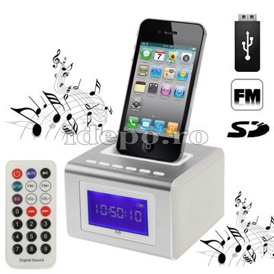 Sistem audio iPhone <br>Sun A8 <br>Accesorii iPhone