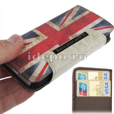 Husa iPhone 5S, 5<br>  Sun UK  <br> Accesorii iPhone 5