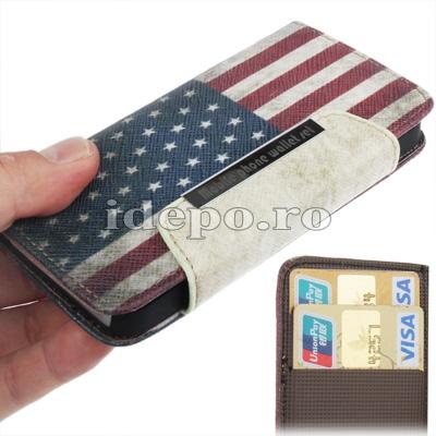 Husa iPhone 5S, 5<br>  Sun USA <br> Accesorii iPhone 5