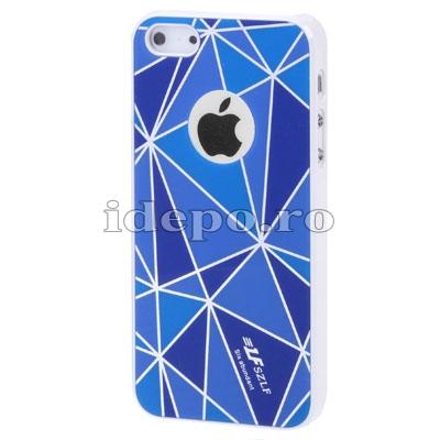 Husa iPhone 5, 5S<br>  Sun Diamond <br> Accesorii iPhone 5