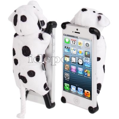 Husa iPhone 5S, 5<br>  Sun Zoo Dalmatian<br> Accesorii iPhone 5